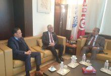 Photo of جلسة عمل تونسية ليبية بمقر الاتحاد التونسي للصناعة والتجارة والصناعات التقليدية