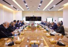 Photo of بحث التعاون المشترك بين المؤسسة الوطنية للنفط ووزارة النقل والمواصلات