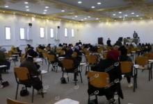 Photo of بلدي بني وليد يتابع سير امتحانات الشهادة الثانوية بالبلدية