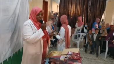 Photo of حفل تخرج دفعة متدربات دورة الإسعافات الأولية ببنت بية
