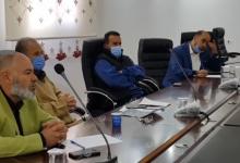 Photo of اجتماع تقابلي بين اللجنة التنظيمية لرالي قصر كاباو والمجلس البلدي لبحث أخر الخطوات التنظيمية