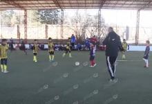Photo of مباريات ودية وتدريبات بين عدد من الأندية والأكاديميات الخاصة بتدريب البراعم في كرة القدم بشحات