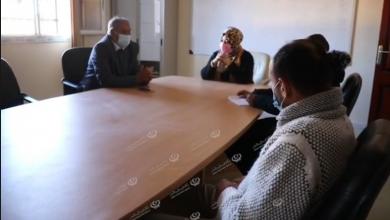 Photo of رئيس لجنة التعليم ببلدية بني وليد يجتمع بمديري التفتيش التربوي في البلدية