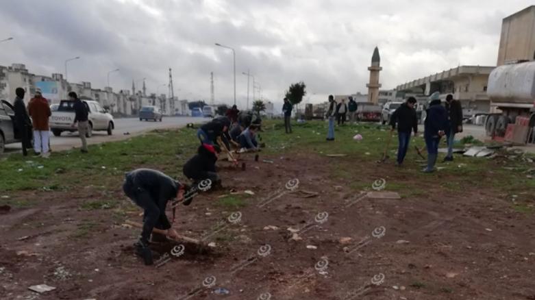 Photo of انطلاق حملة تشجير (خلو جبلنا يتنفس 2) بالبيضاء