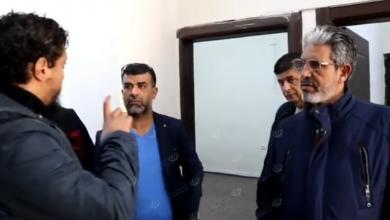 Photo of لجنة فنية واستشارية تتفقد أعمال الصيانة بمركز العزل ببني وليد