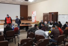 Photo of ورشة عمل حول تعامل الموظفين مع المترددين على المصالح الحكومية للوقاية من فيروس (كورونا) باجدابيا