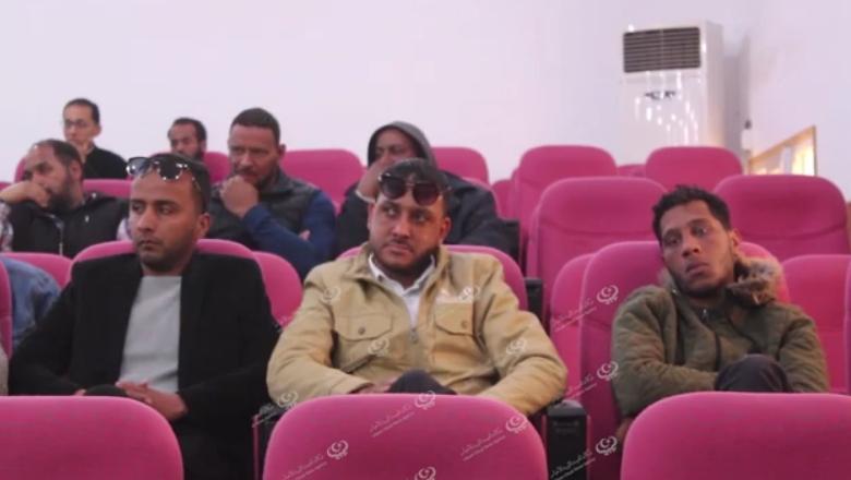 Photo of تخريج دفعة جديدة من قسم السلامة المهنية بالمعهد العالي للمهن الشاملة الواحات