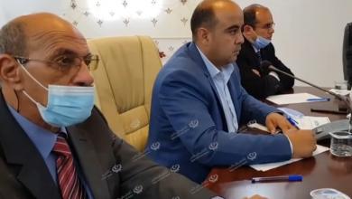 Photo of اجتماع لعمداء مناطق بلديات الساحل والسهل والجبل الغربي