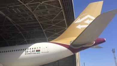 Photo of عودة رحلات الخطوط الجوية الليبية بين مطاري معيتيقة وبنينا