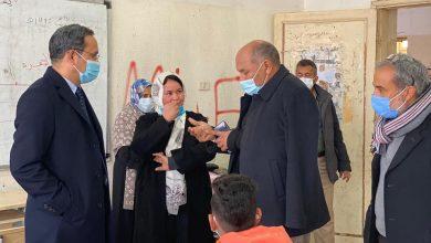 Photo of وكيل وزارة التعليم يتفقد سير امتحانات الدور الثاني ببلدية قصر بن غشير