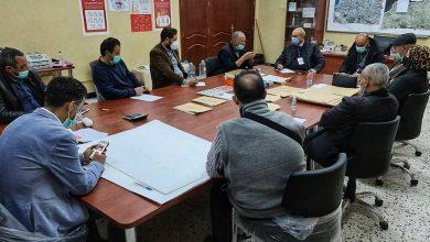 Photo of رئيس اللجنة المركزية لانتخابات المجالس البلدية يتفقد الاستعدادات النهائية للجنة الفرعية طرابلس المركز