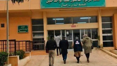 Photo of تعاون بين المركز الوطني لمكافحة الأمراض ومستشفى الكويفية للأمراض الصدرية والدرن ببنغازي