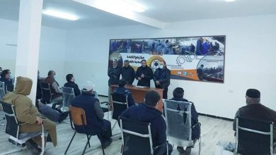 Photo of اختتام البرنامج التدريبي حول (التطعيم وإكثار النباتات وإدارة المشاتل) بمدينة الزاوية