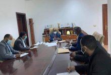 Photo of وزير العمل بحكومة الوفاق يبحث إنشاء مركز تدريب مهني بمدينة غات