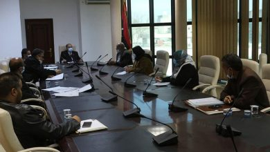 Photo of مجلس السلامة المهنية يناقش المهن والمواد الخطرة