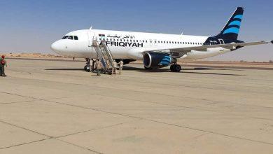 Photo of طيران الأفريقية يلغي رحلة الركاب المجدولة بين طرابلس وسبها وينقل المجلس الرئاسي الجديد