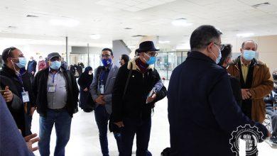 Photo of وفد اقتصادي تونسي يصل طرابلس في زيارة عمل لعدة أيام