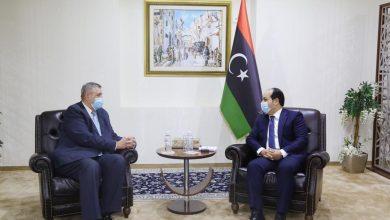 """Photo of المبعوث الخاص """"يان كوبيش"""" يجري أول زيارة له إلى ليبيا ويلتقي بمسؤولين ليبيين في طرابلس"""