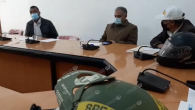 Photo of اجتماع تحضيري لرالي فزان الصحراوي في دورته التاسعة