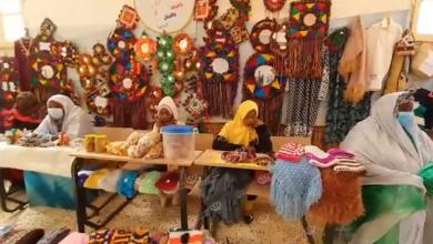 Photo of بازار (تاتريت نمنوكال) بمشاركة العديد من الجمعيات ومنظمات المجتمع المدني في غات