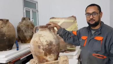 Photo of ورشة للتدريب على ترميم القطع الأثرية بكاباو