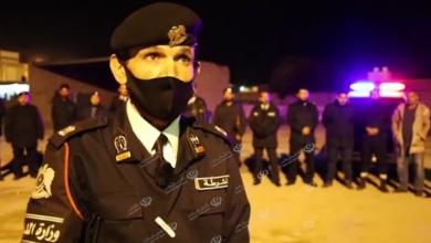 Photo of جولة ليلية لأعضاء مركز شرطة قمينس لضبط الشارع العام