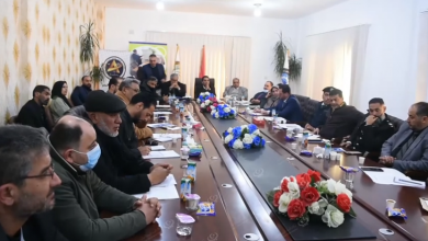 Photo of عقد الملتقى الخاص بمسؤولي التدريب في القطاع الخاص والعام في منطقة الجبل الأخضر