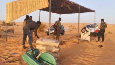 Photo of تواصل الحملة التطوعية لترميم وصيانة وتنظيف بحيرة قبرعون ببلدية بنت بية