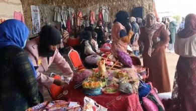 Photo of بازار تسويقي للأسر المنتجة في محلة القعيرات ببلدية الغريفة
