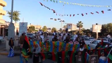 Photo of احتفالات مدينة زوارة بالذكرى العاشرة لثورة السابع عشر من فبراير