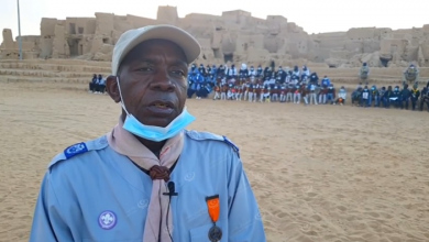 Photo of إحياء الذكرى (67) لتأسيس الحركة الكشفية بغات