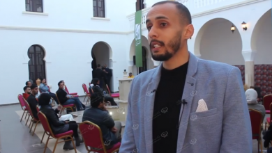 Photo of جلسة حوارية ثقافية بعنوان (ليبيون من أجل ليبيا)