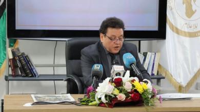Photo of مؤتمر صحفي لرئيس المؤسسة الليبية للإعلام