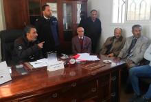Photo of اجتماع نقابة الأطباء وأصحاب العيادات الخاصة مع جهاز الحرس البلدي الجبل الأخضر