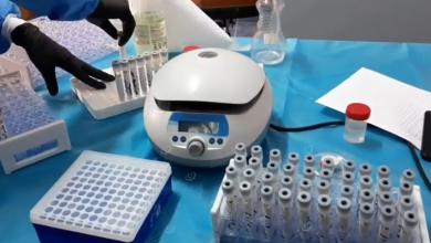 Photo of استئناف العمل بالمختبر الطبي لفيروس (كورونا) ببني وليد