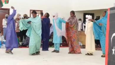 Photo of إقامة عروض مسرحية لتجسيد السلام المجتمعي في مدينة أوباري