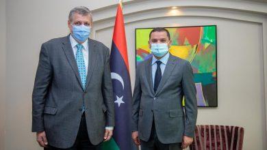 """Photo of المبعوث الخاص للأمين العام للأمم المتحدة إلى ليبيا يواصل اتصالاته مع الأطراف الليبية ويلتقي """"دبيبة"""""""