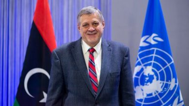 """Photo of المبعوث الخاص إلى ليبيا """"يان كوبيش"""" يواصل اتصالاته التمهيدية مع المسؤولين الليبيين والدوليين"""