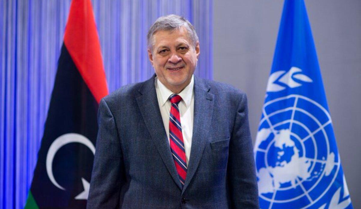 """المبعوث الخاص إلى ليبيا """"يان كوبيش"""""""