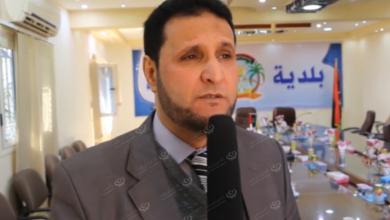Photo of زيارة رئيس جهاز الحرس البلدي بالحكومة الليبية والوفد المرافق له إلى بلدية إجخرة