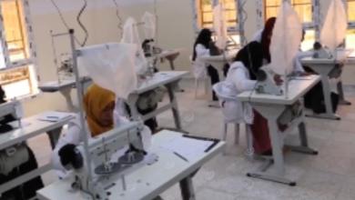 Photo of تخرج الدفعة الأولى بمركز تطوير وتدريب المرأة بمدينة غدامس