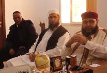 Photo of زيارة رئيس الهيئة العامة للأوقاف والشؤون الإسلامية لمديرية أمن سلوق قمينس