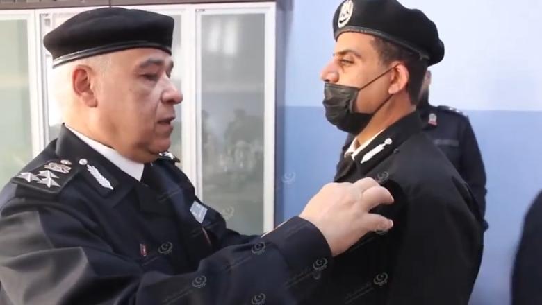 Photo of ترقية ضباط مديرية أمن سلوق قمينس
