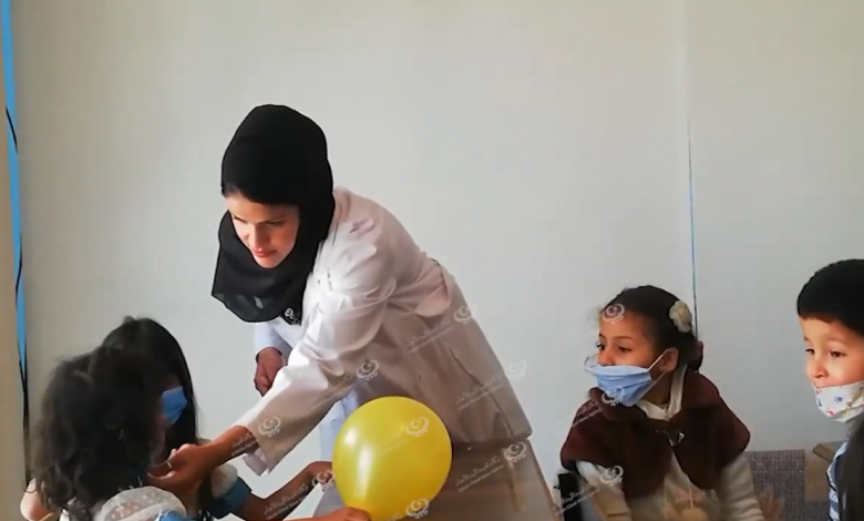 Photo of احتفالية خاصة بعيد الطفل يقوم بها مركز طفلي لصعوبة النطق بالبيضاء