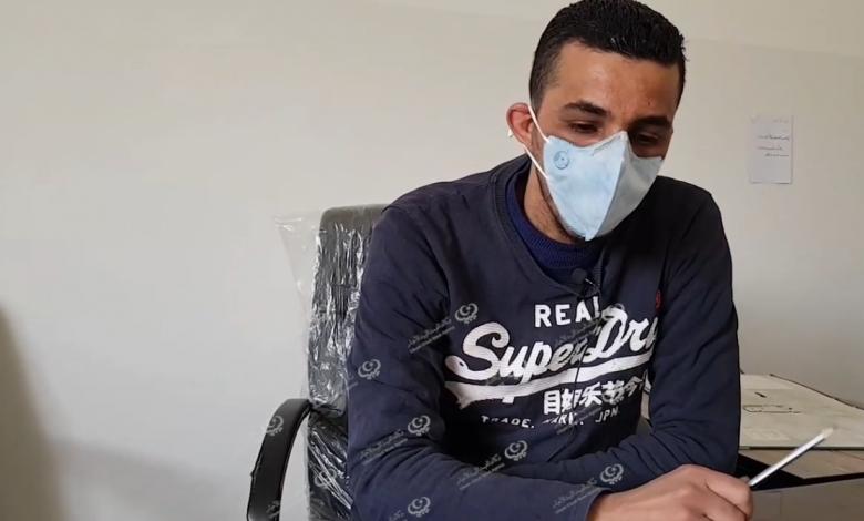 Photo of نقل المصابين بالمستشفى الميداني لمكافحة وباء (كورونا) باجدابيا إلى  مستشفى المقريف  بعد تلف منظومة الأكسجين
