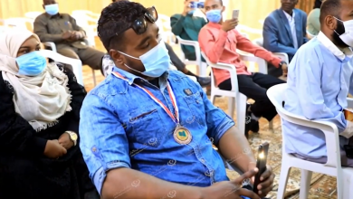 Photo of حفل تكريم لممثل بلدية غات في بطولة سرت لرفع الأثقال الخاصة بذوي الاحتياجات