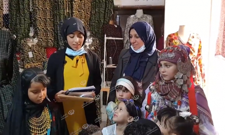 Photo of المشغل البناتي اجدابيا يقيم معرضا للمتدربات