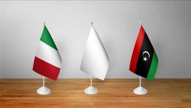 ليبيا - إيطاليا