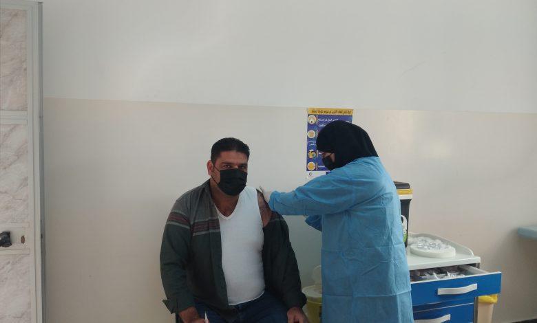 Photo of انطلاق حملة التطعيم باللقاح المضاد لفيروس (كورونا) في بلدية زليتن