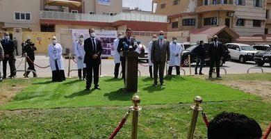 Photo of رئيس وزراء حكومة الوحدة الوطنية يدشن الحملة الوطنية للتطعيم ضد فيروس (كورونا)